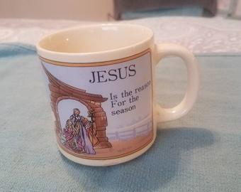 Leftons China  Jesus is the Reason  for the Season  Mug