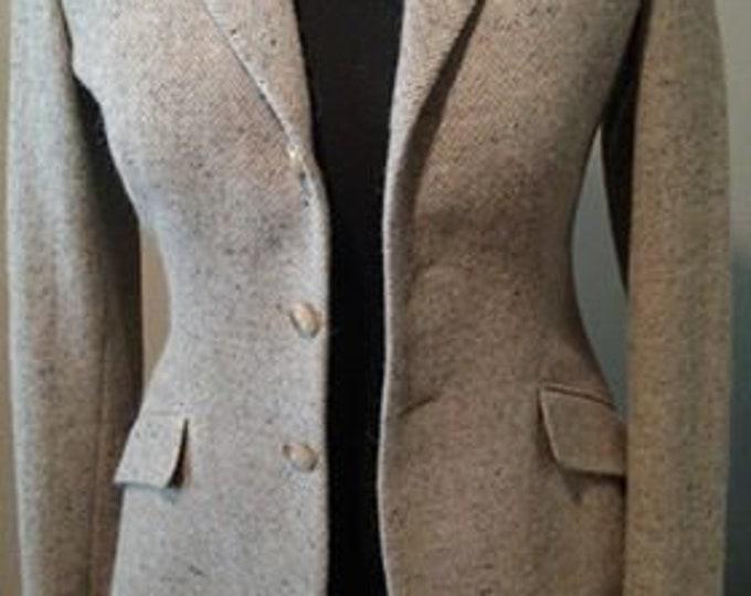 Ralph Lauren Blue Label Alpaca hunting coat