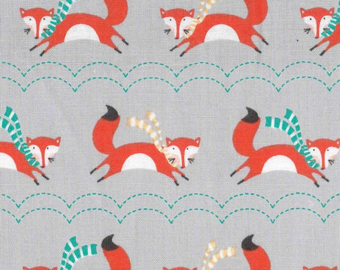 Our Foxy Novelty Print Stock tie