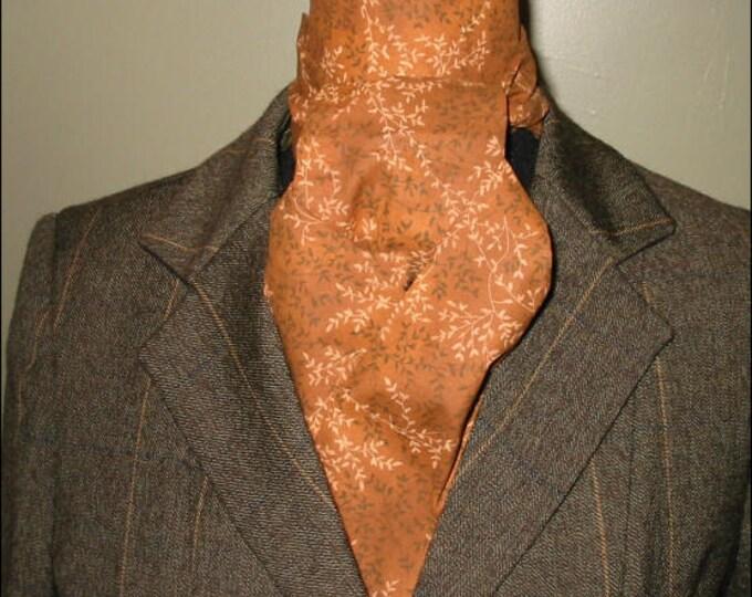 Rust Light Rust Vines Stock Tie