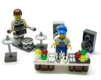 Lego Fridge Magnet Vintage SPACE 1980's Minifigure | Etsy
