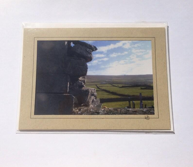 Photo Greeting Card Ireland Landscape. Photo Note Card Any image 0