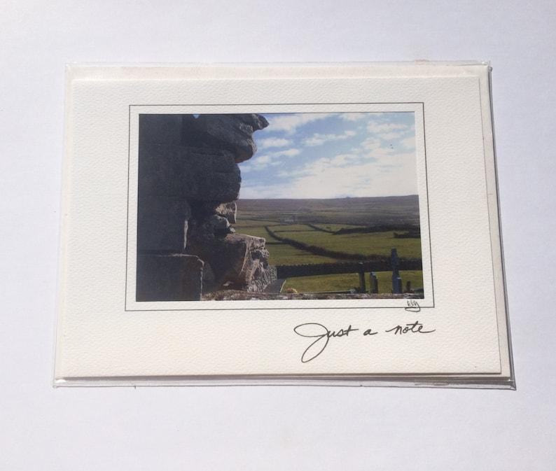 Photo Greeting Card Ireland Landscape Photo Note Card Any image 0
