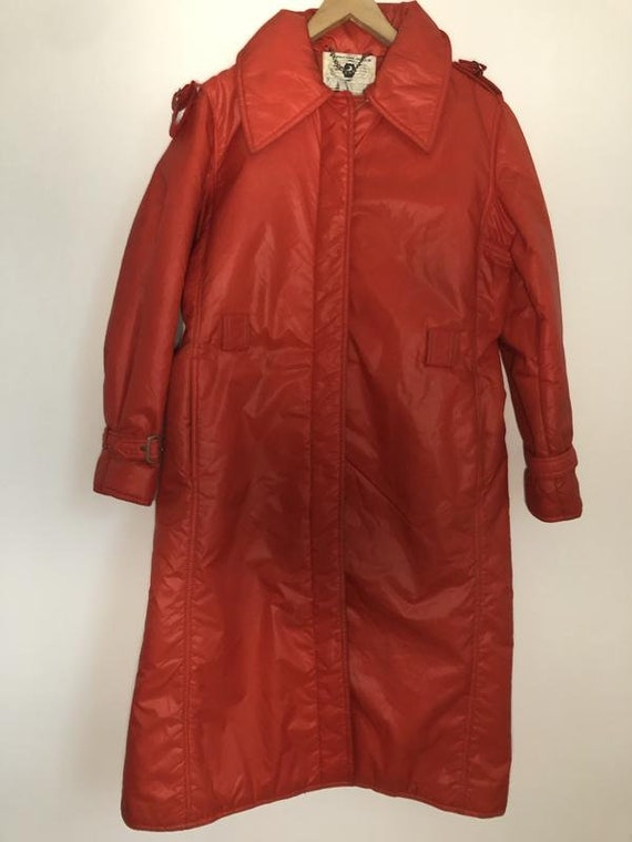 70s White Stag Red Jacket - image 2