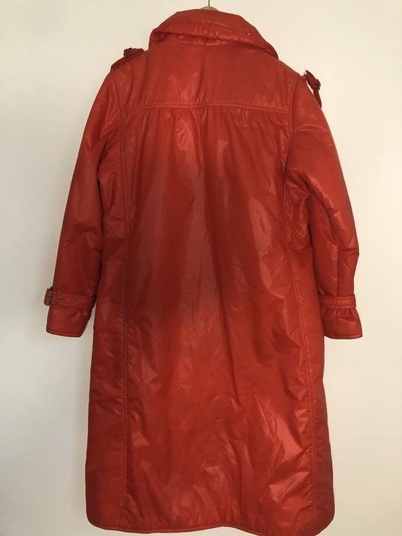 70s White Stag Red Jacket - image 3