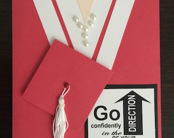 Graduation, Cards, Elegant, Handmade, Beautiful