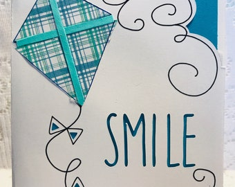 Smile Cards, Elegant, Handmade, Beautiful