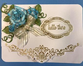Love, Greeting card, Handmade