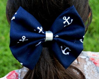 Handmade Nautical Anchor Bow