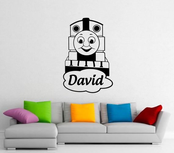 43nsc Custom Name Doc McStuffins Wall Decal Vinyl Stickers Kids Room Decor
