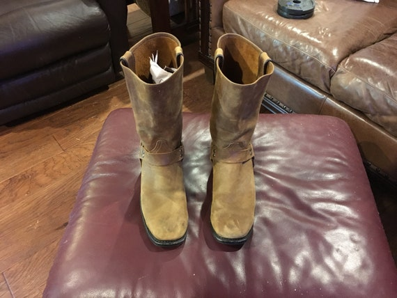 Boulet Harness Boots