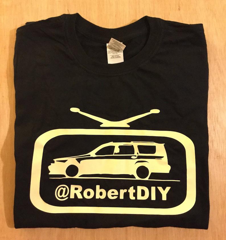 RobertDIY T-Shirt 1st Release image 0
