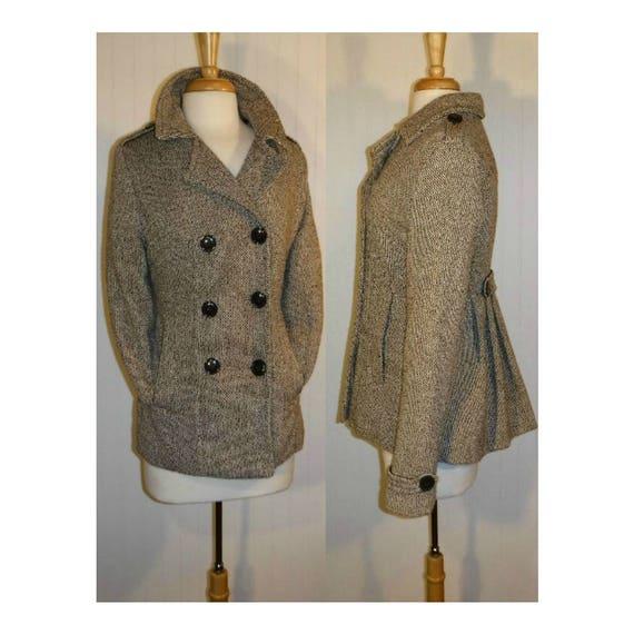 Women's coat, women's jacket, women's pea coat, la