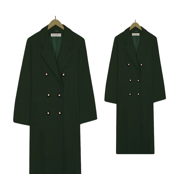 Wool Winter Coat- Maxi Coat- Long Coat- Winter Coa