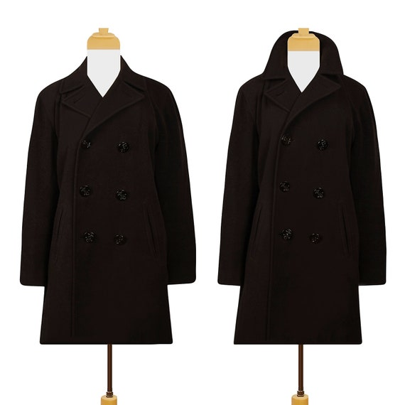 Women s Coat Women s Jacket Wool Coat Cashmere  e902b3ee6