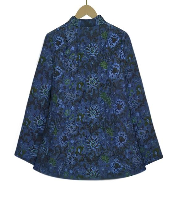 Quilted Jacket- Quilt Jacket Women- Quilt Coat- B… - image 7