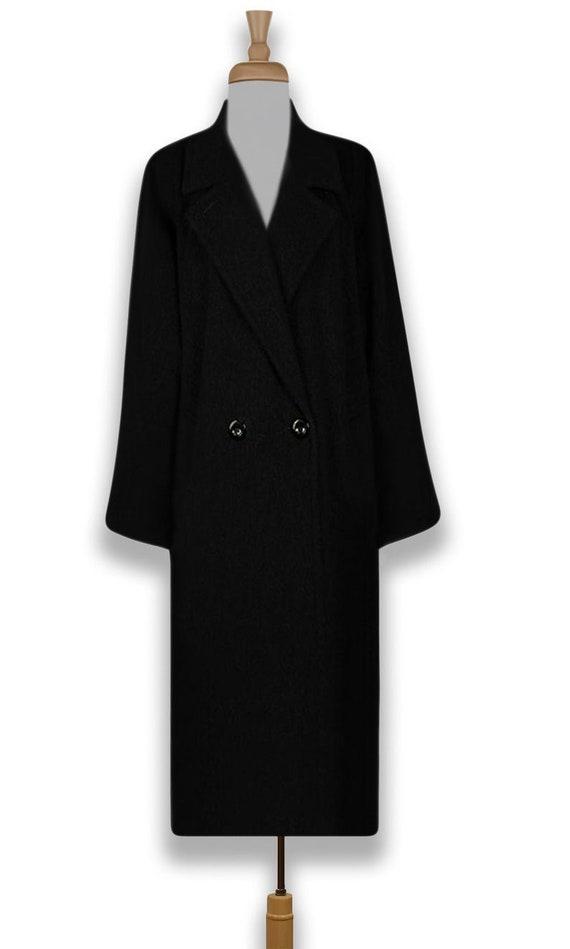 Women's Wool Coat- Winter Coat- Long Coat- Maxi C… - image 4