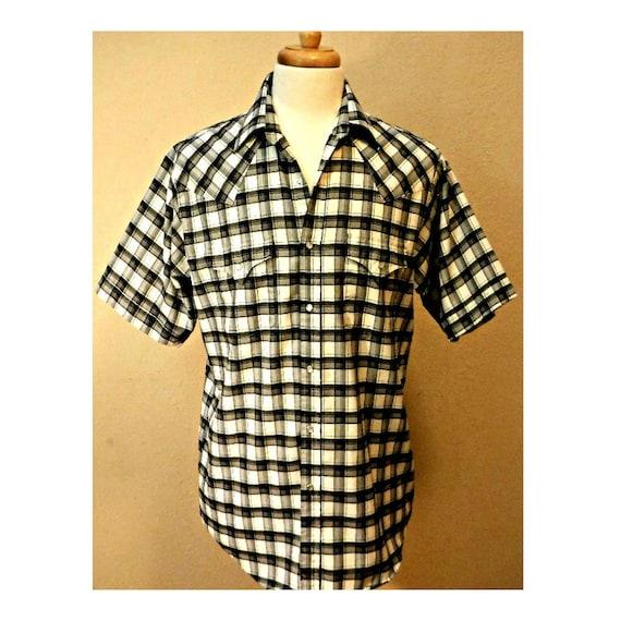 Men's Shirt- Western Shirt- Southwestern Shirt- C… - image 2