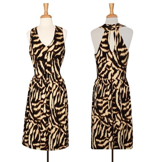 Leopard Print Dress- Leopard Dress- Cheetah Print-