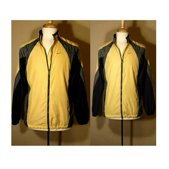 Men's Nike Jacket- Windbreaker- Athletic Jacket- T
