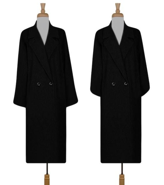 Women's Wool Coat- Winter Coat- Long Coat- Maxi C… - image 7