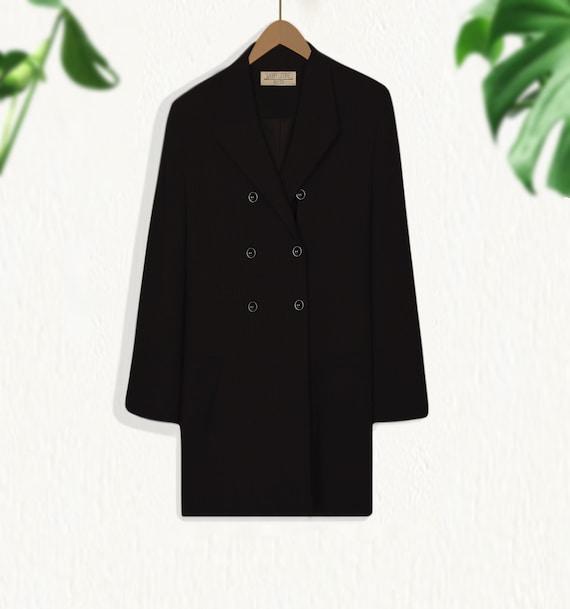 Women's Pant Suit- Black Suit Women- Business Sui… - image 2