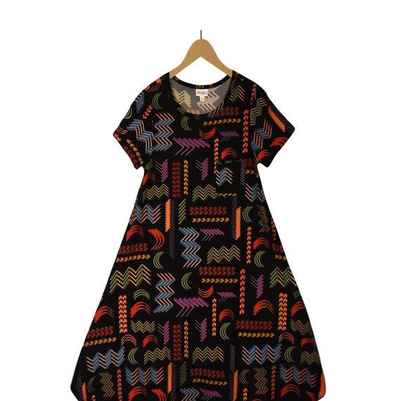 Women's Vintage Tshirt Dress- Casual Slip On Dress