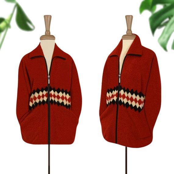 Women's Sherpa Jacket- Sherpa Coat- Sherpa Cardiga