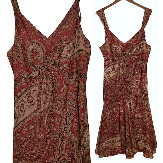 Summer Dress- Hippie Dress- Festival Dress- Boho D