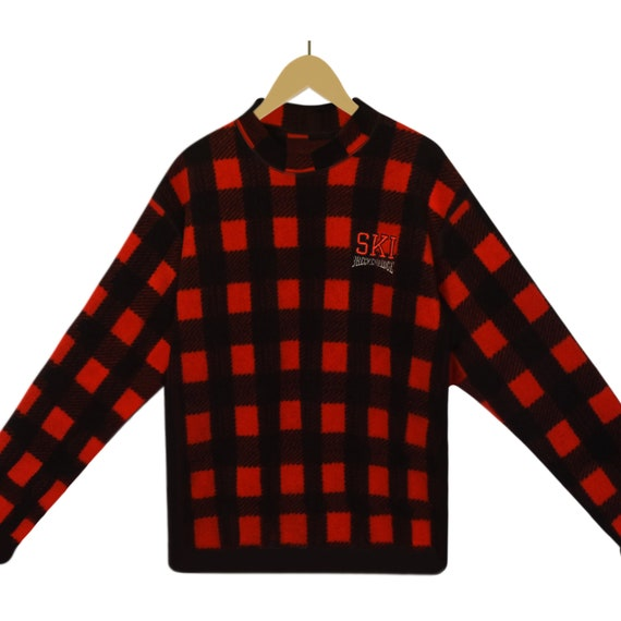 Buffalo Plaid Shirt- Mens Plaid Shirt- Mens Winter