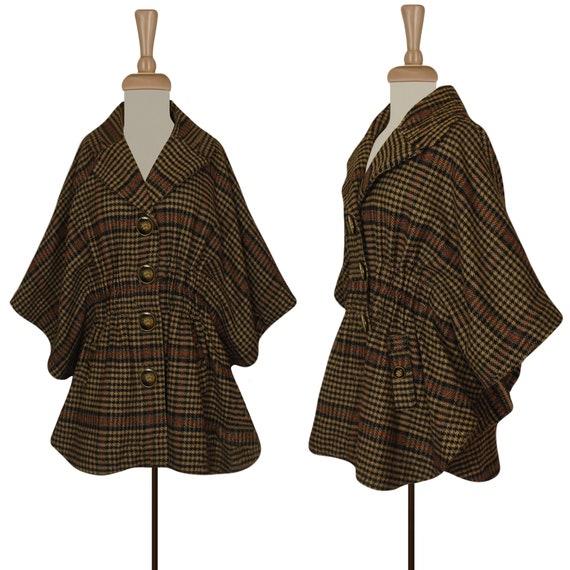 Women's Coat- Blanket Coat- Blanket Jacket- Women'