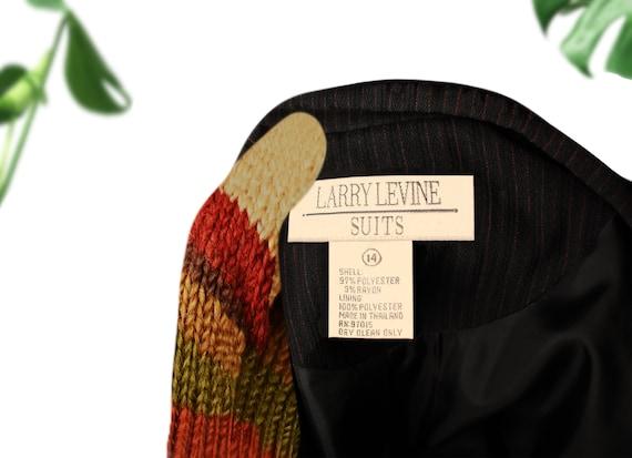 Women's Pant Suit- Black Suit Women- Business Sui… - image 8