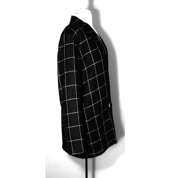 Linen Jacket Women- Linen Jacket- Linen Coat- Lin… - image 3