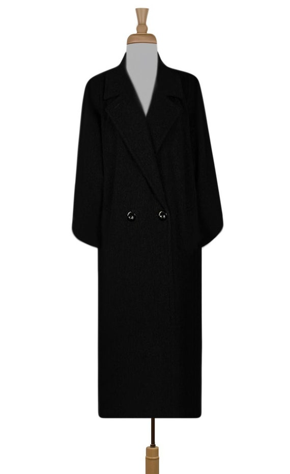 Women's Wool Coat- Winter Coat- Long Coat- Maxi C… - image 5