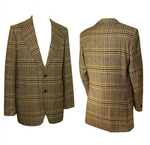 Men's Suit Jacket- Men's Coat- Suit Coat- Sport Ja