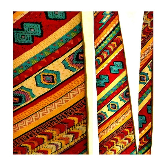 Men's Tie- Necktie For Men- Ties- Neckties- Tribal