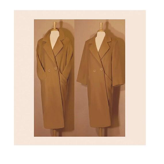 Damen Mantel langen Mantel Wintermantel Pea Coat Mode   Etsy 560abe1d78
