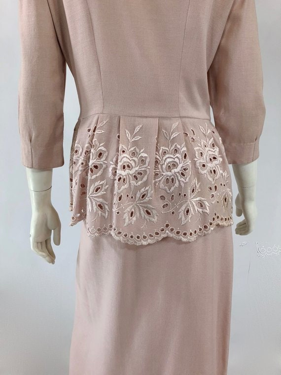 1930s Womens Suit - Womens Pink Suit - 30s Pink S… - image 8