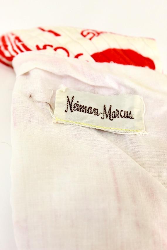 1960s Wave Novelty Print Pant Suit - 1960s Honeym… - image 10