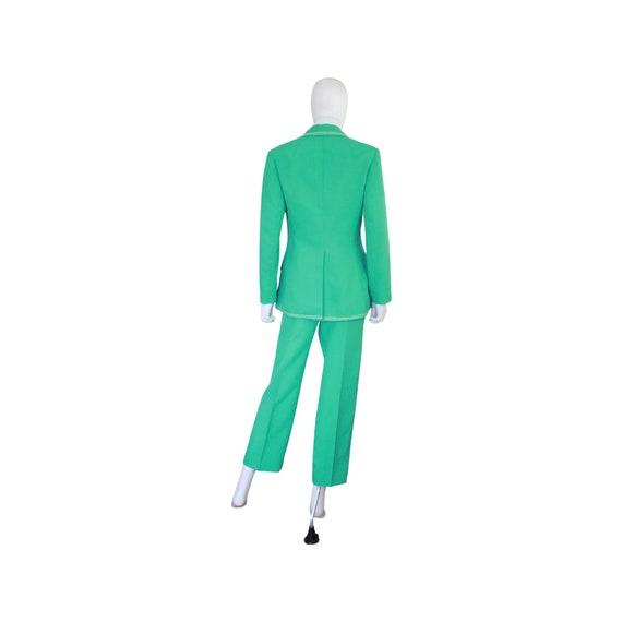 1970s Mint Green Lilli Ann Suit - 70s Womens 3 Pi… - image 8