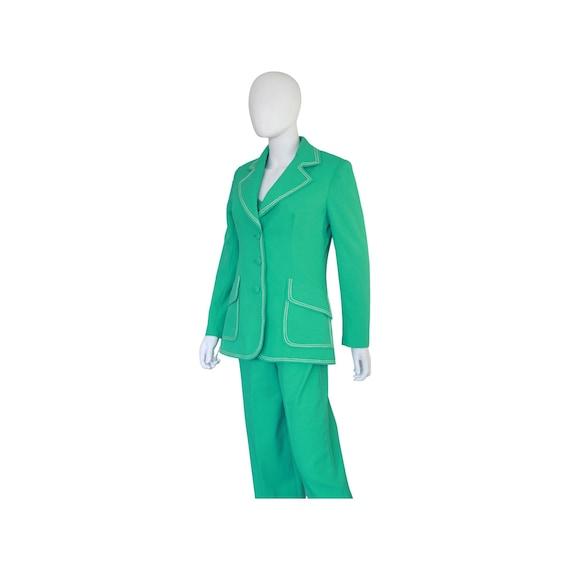 1970s Mint Green Lilli Ann Suit - 70s Womens 3 Pi… - image 6