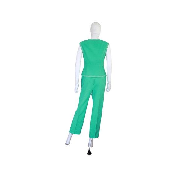 1970s Mint Green Lilli Ann Suit - 70s Womens 3 Pi… - image 7