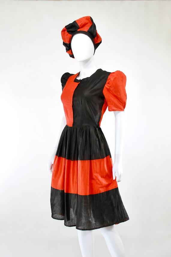 1930s Womens Halloween Costume - Antique Hallowee… - image 7