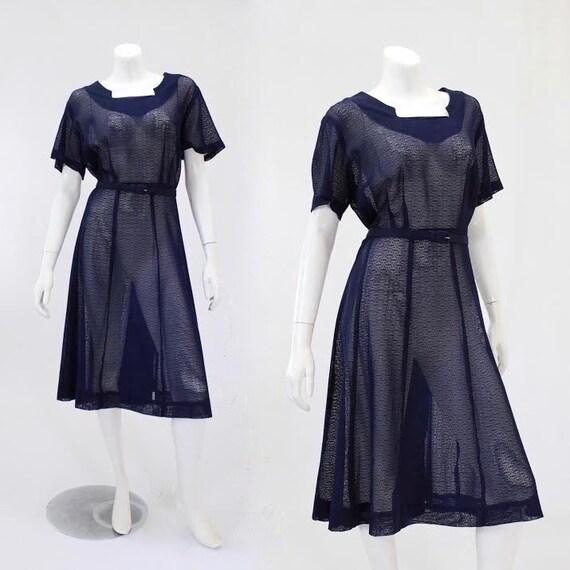 1950s VOLUP Dress Set - Deadstock 1950s Dress - 19