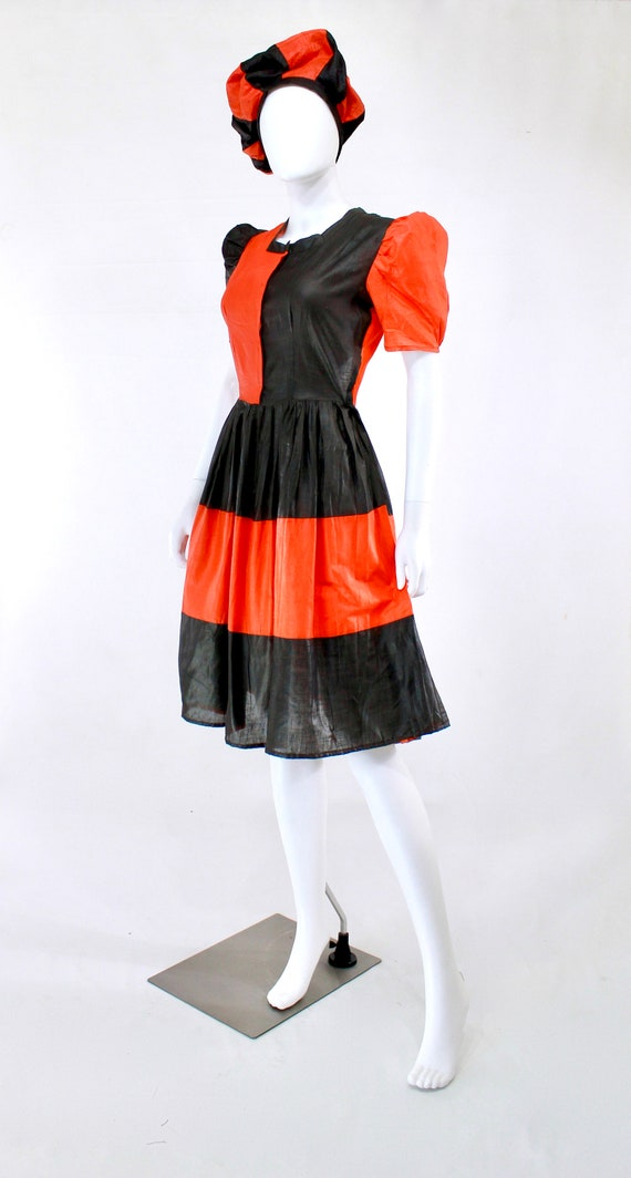 1930s Womens Halloween Costume - Antique Hallowee… - image 6