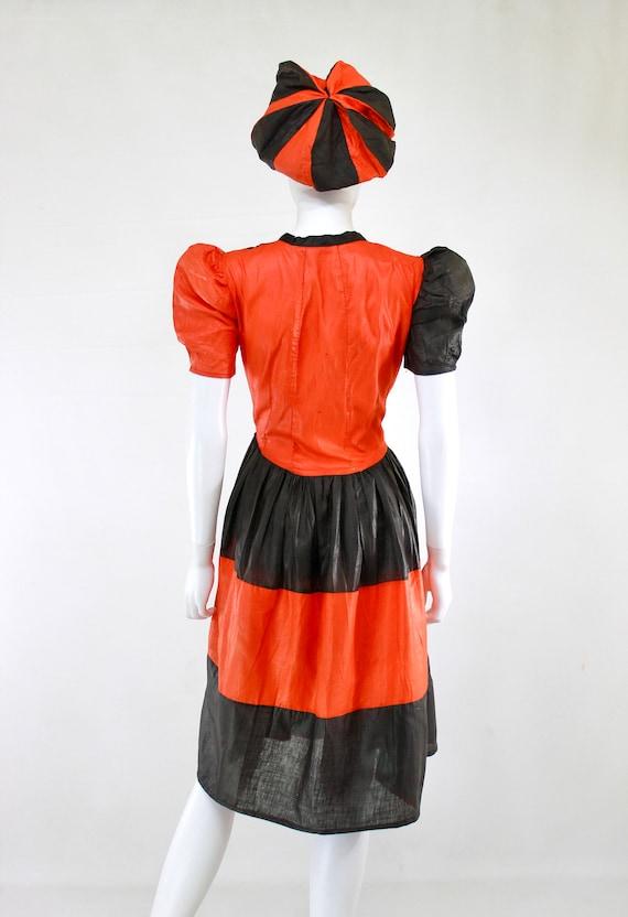 1930s Womens Halloween Costume - Antique Hallowee… - image 9