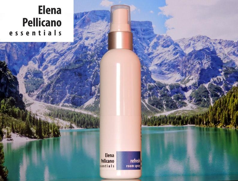 Room Freshener Spray REFRESH all Natural 4 fl oz image 0