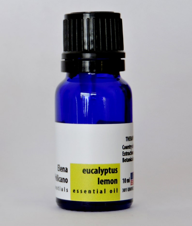 Eucalyptus Lemon 100% Essential Oil from India image 0