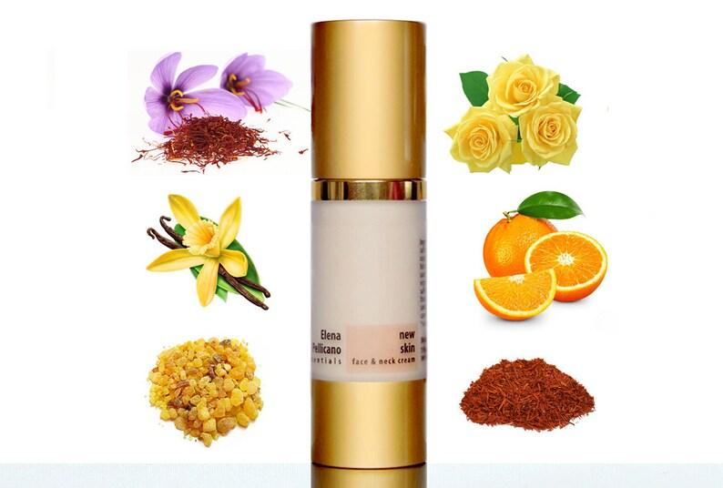 New Skin Face & Neck Cream by Elena Pellicano Essentials image 0