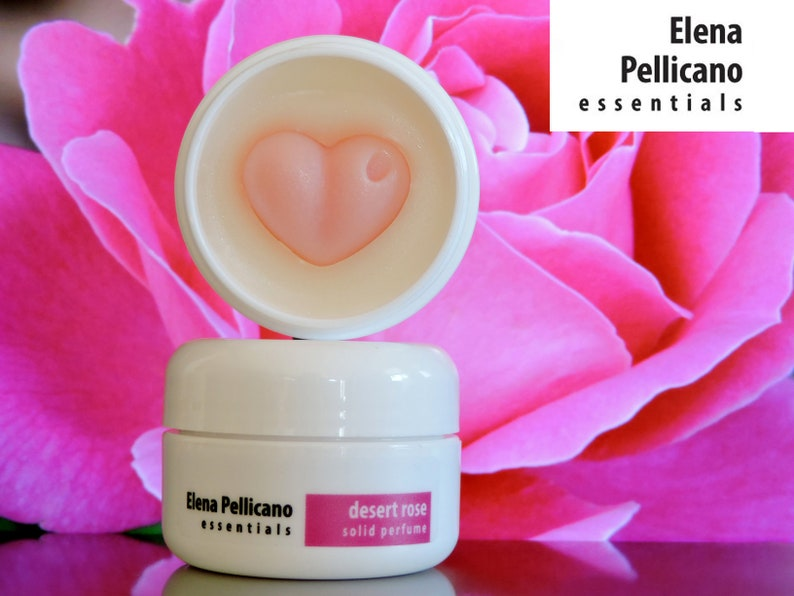 Solid Perfume DESERT ROSE by Elena Pellicano Essentials 15 image 0
